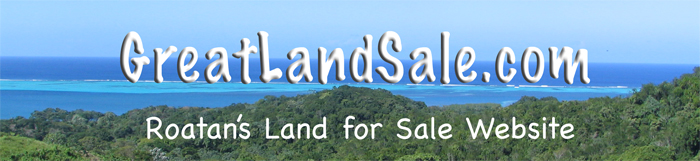 Website Links Roatan Real Estate Land Advertising